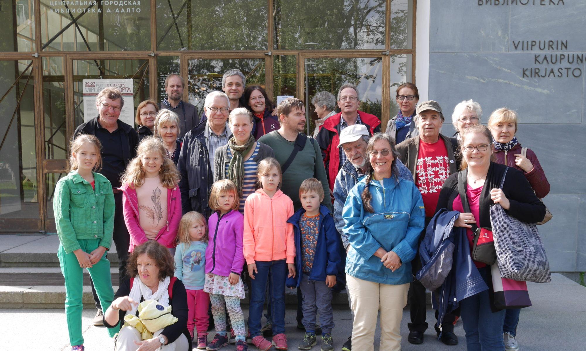 Finnisch-Deutscher Verein Joensuu